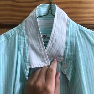 Vineyard Vines Striped Sadie Button Down Shirt